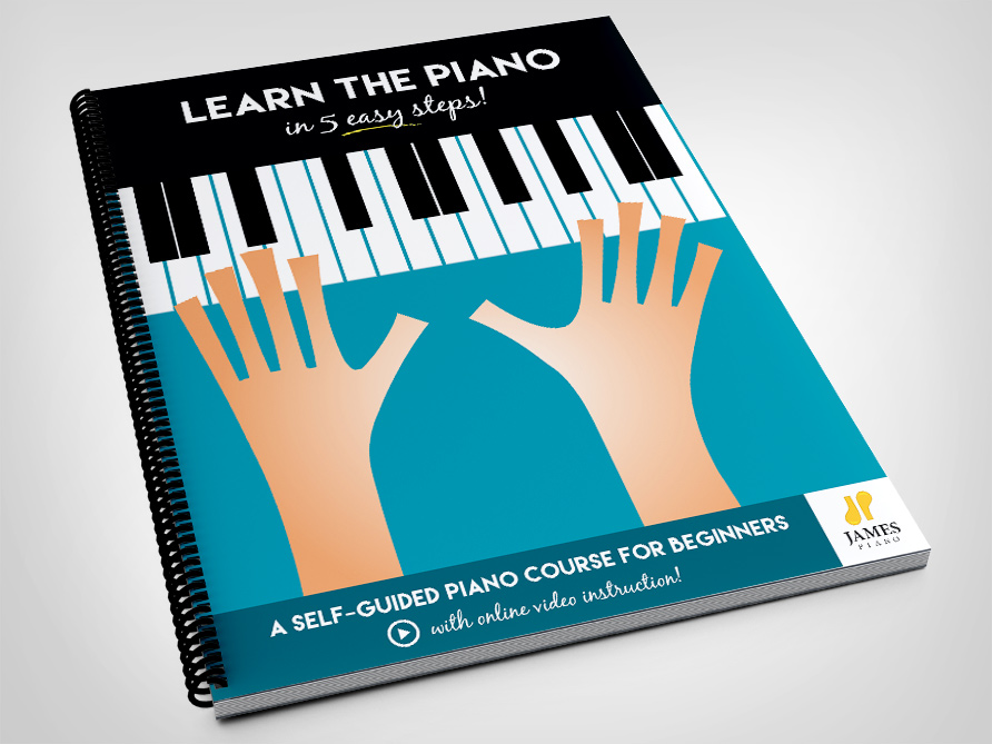 Learn the Piano in Five Easy Steps