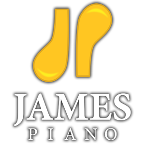 James Piano Logo